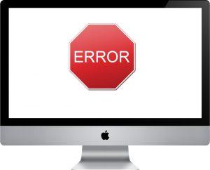WordPress Errors on Apple-Mac-Computer