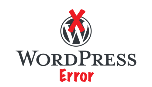 Wordpress Error